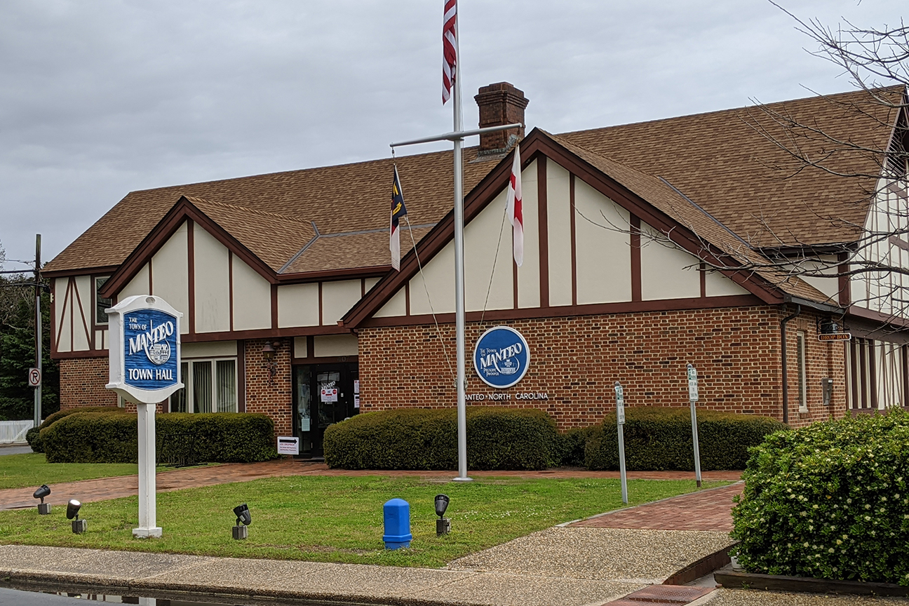 Manteo Town Hall closed for COVID-19 ...