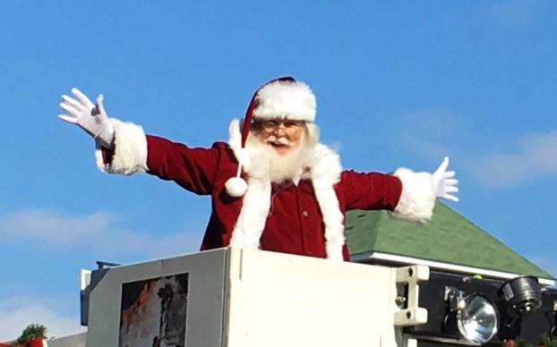 Christmas Parade Manteo 2020 Yes, Virginia Dare, there will be a Santa Claus – but no parade